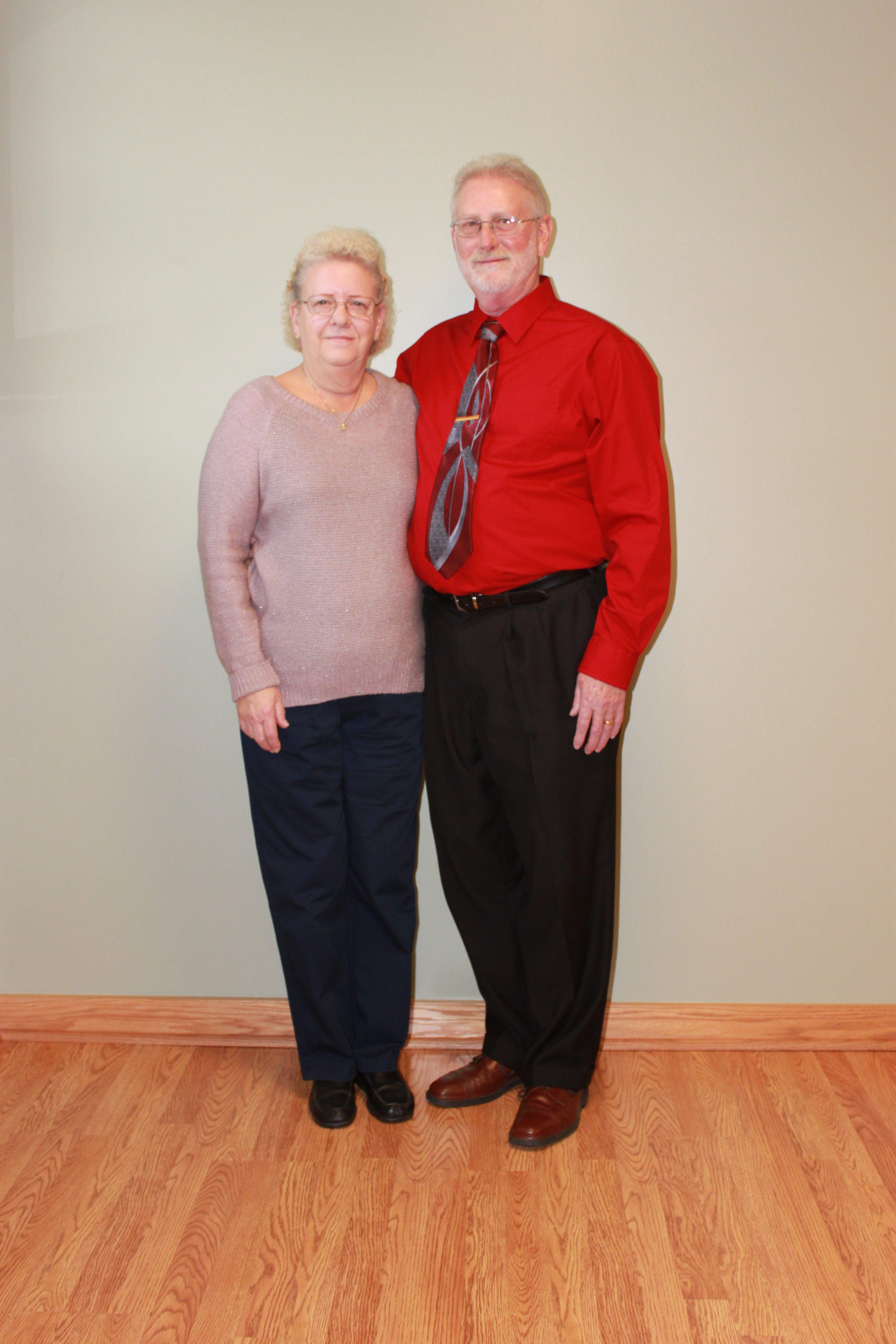 Scott & Laura McFarland